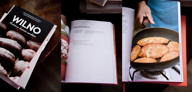 Książka o kuchni litewskiej