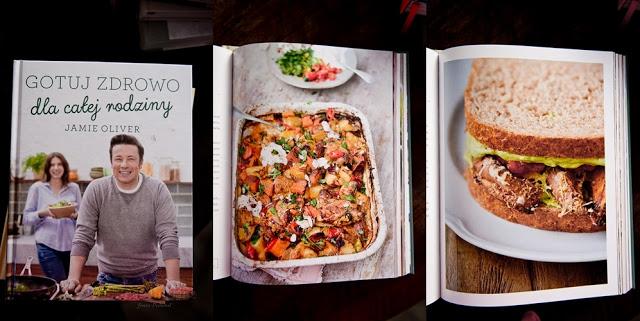 Nowa ksiązka Jamiego Olivera