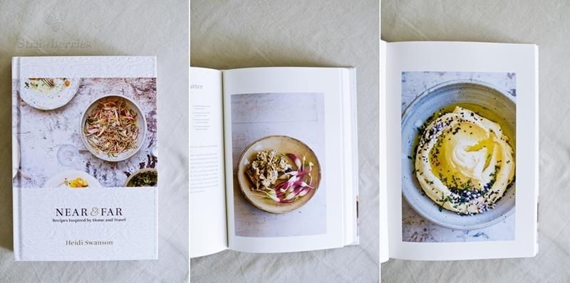 """""""Near and far"""" Heidi Swanson, wyd. Hardie Grant Books."""