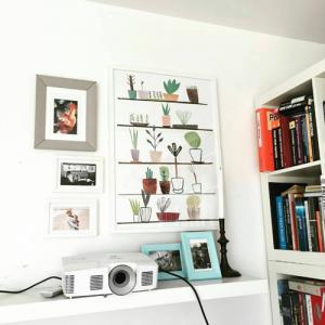 Plakat Podlej roślinki Agaty królak