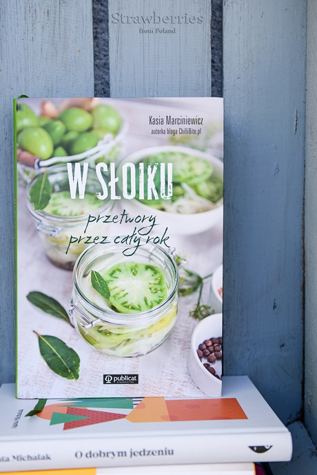 Książka Kasi Marciniewicz W słoiku