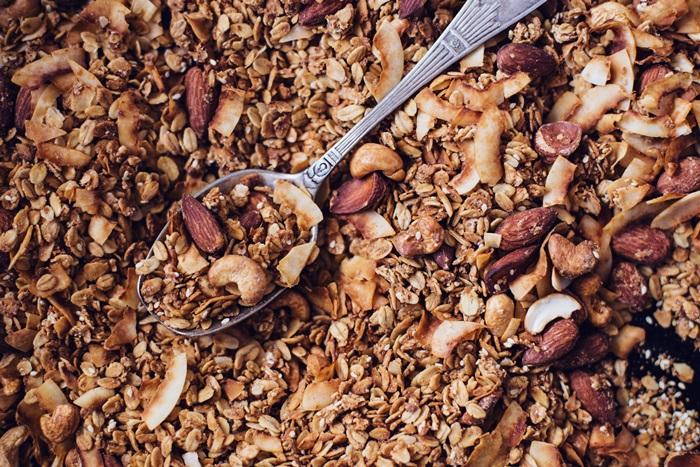 Najlepsza i najłatwiejsza granola
