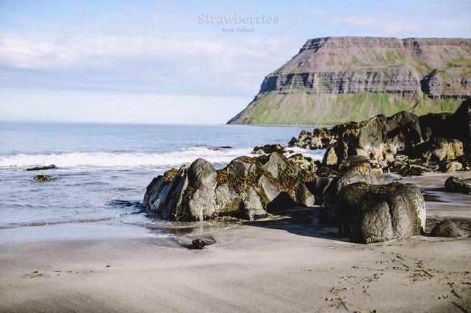 Fiordy Zachodnie Islandia