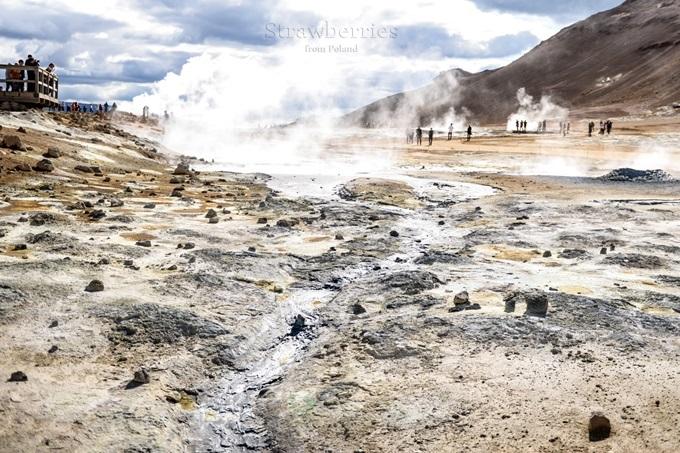 Iceland Hverarond