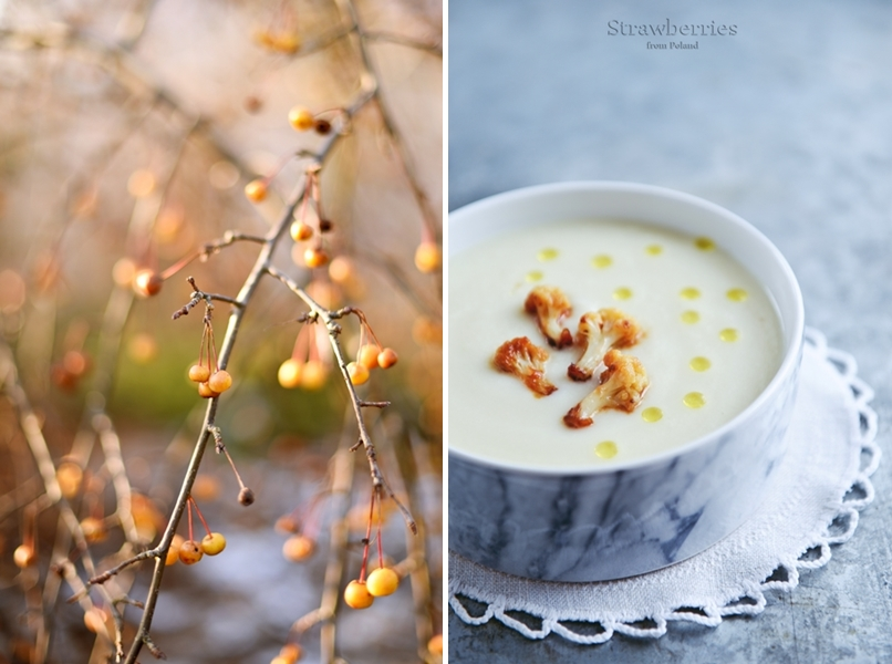 Zupa kalafiorowa na jesień