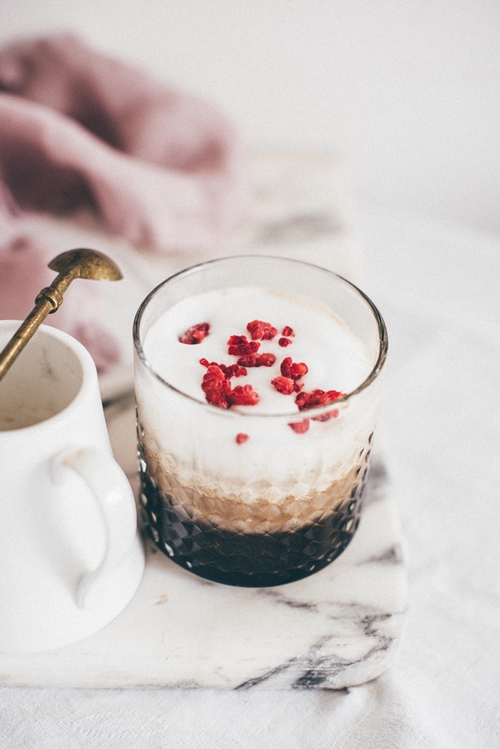 kawa malinowa